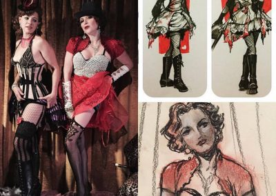 Valley Drink & Draw - Burlesque