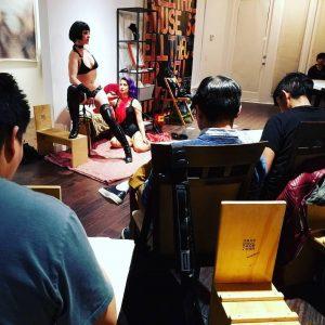 Gallery Girls Art Workshop